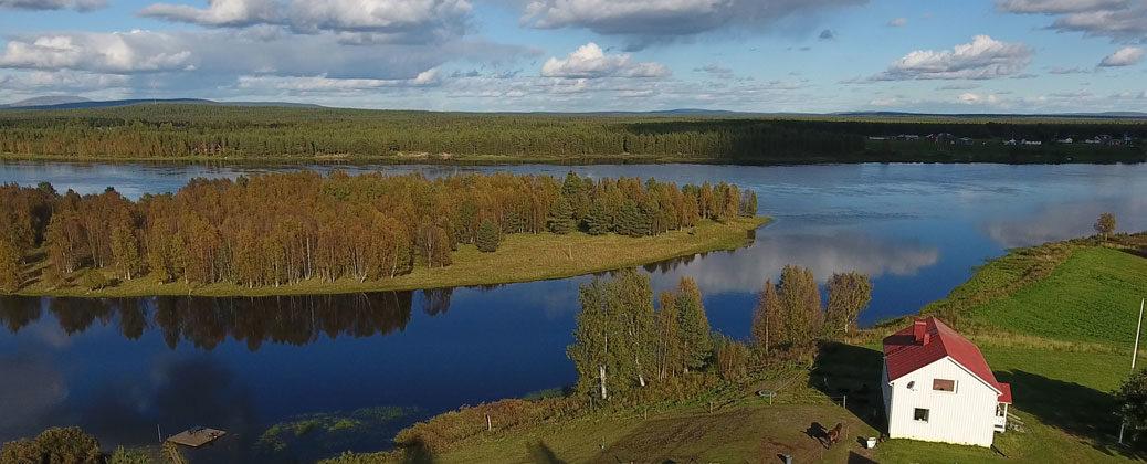 Arctic Life - gården Mella