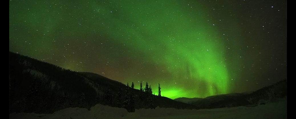 Norrsken - Aurora Borealis - Northern Lights