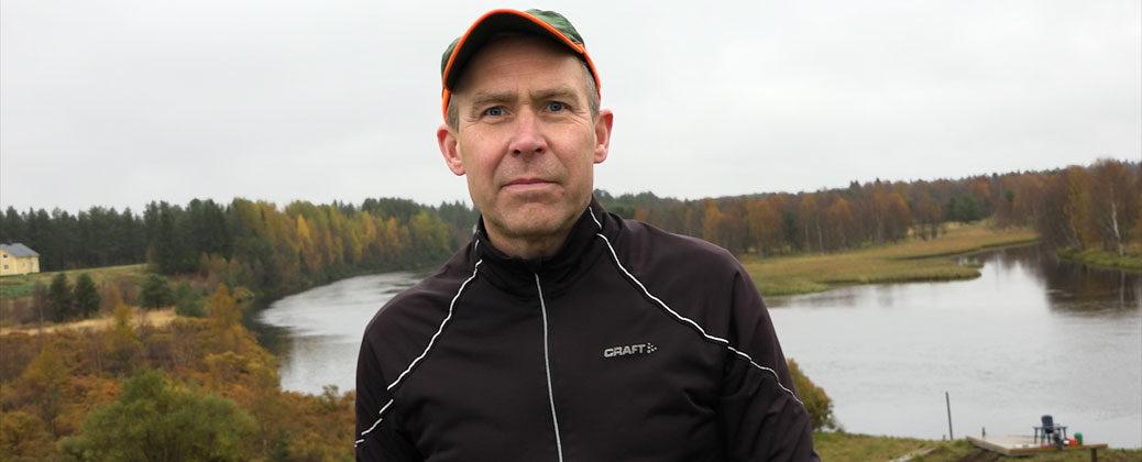 Erik - en av karaktärerna i Arctic Life.